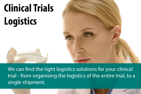 Clinical Trial Logistics Solutions