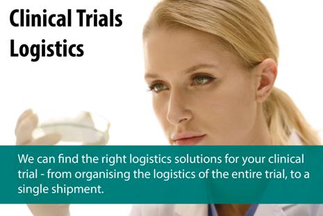 Clinical Trial Logistics Solutions