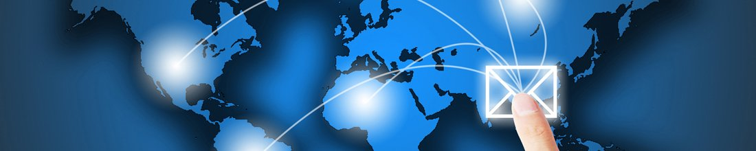 With our International Mail & Shipping Services, Jet Mail is your gateway to the globe!