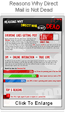 Why Direct Mail is Not Dead!
