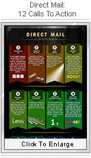 12 Calls to Action for Direct Mail!