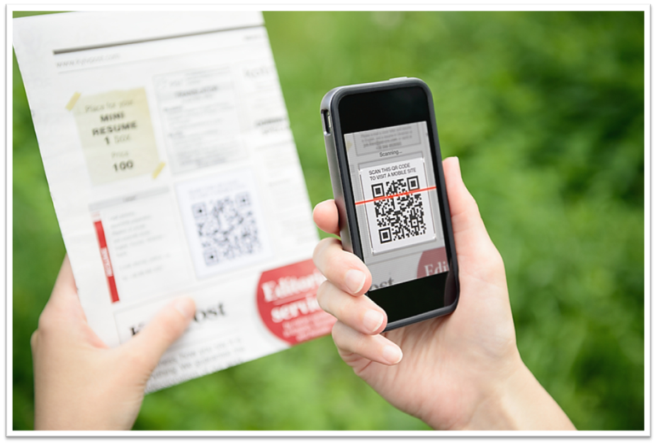 We can integrate mobile marketing best practices into your printed communications!