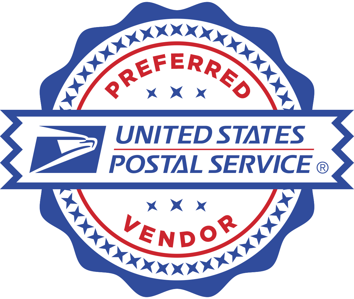 We're a proud partner and supporter of the United States Postal Service!